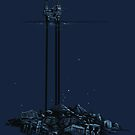 Atlantis Drilling by Robert Randle