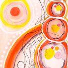 Orange Stones by Jacqueline Eden