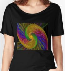 Swirls of Love Women's Relaxed Fit T-Shirt