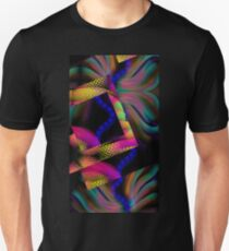 Whimsical Majestic Sea Abstract design T-Shirt