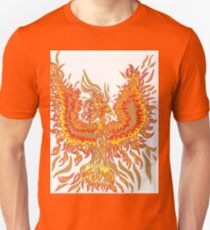 Phoenix on fire T-Shirt
