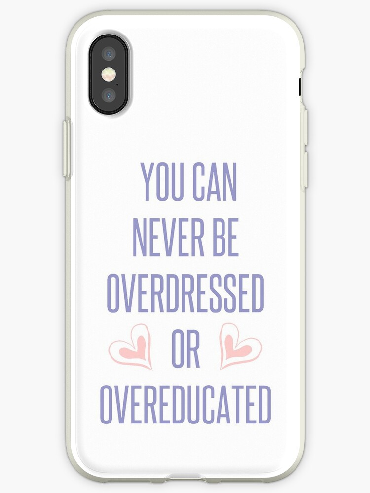 Overdressed/Overeducateed by Julia Gorst