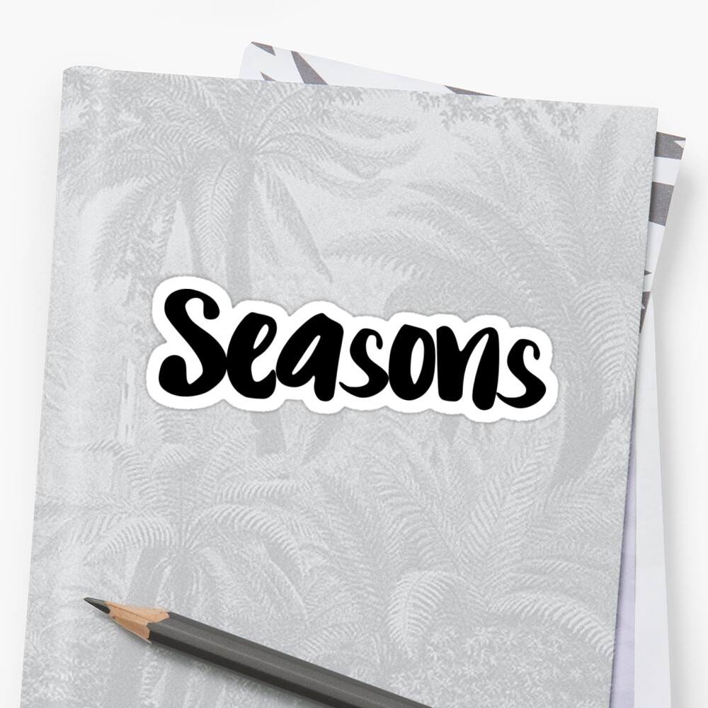 Seasons by FTML