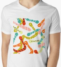 Snake abstract T-Shirt