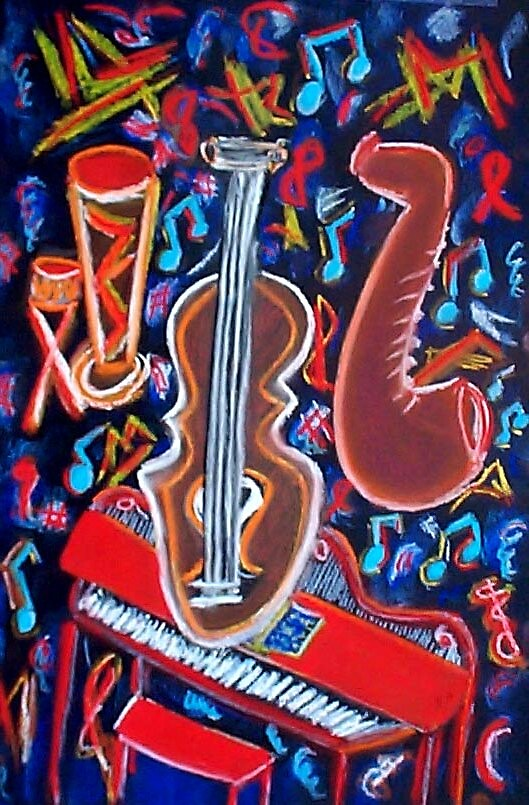 Red Hot Jazz by Joshepherdripley