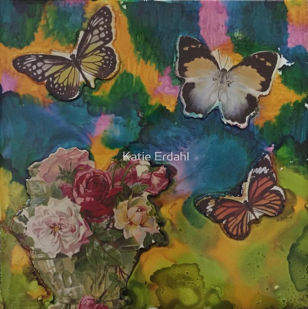 Butterflies by Ektomaluja