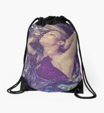 Dress Finds You Drawstring Bag