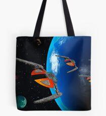 Dragon Squadron Tote Bag