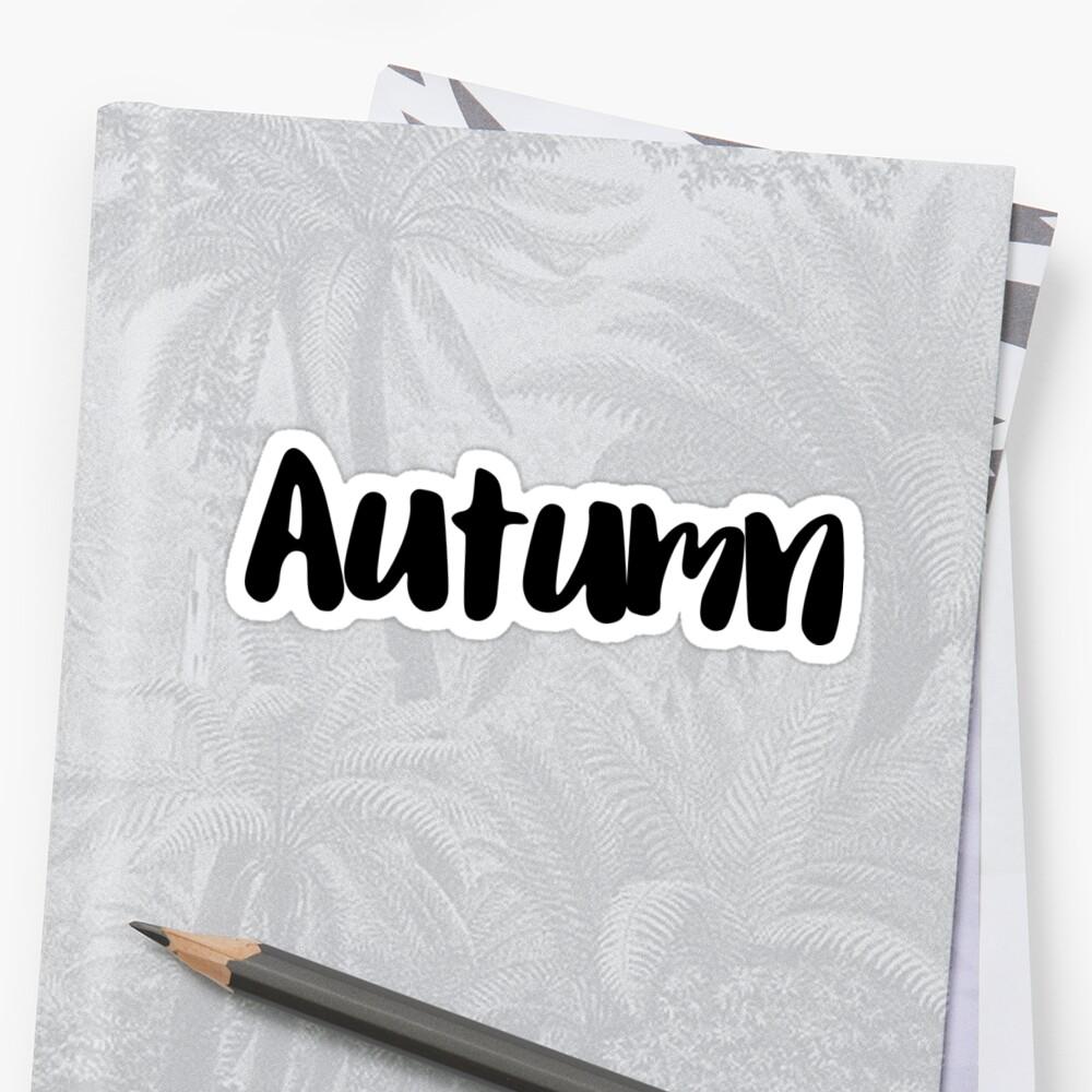 Autumn by FTML
