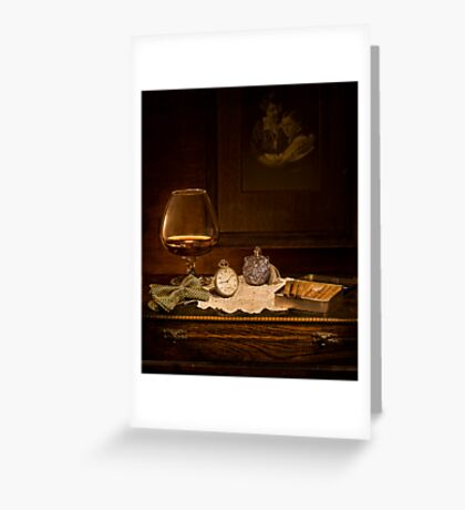 Old Masters series (print 2) Greeting Card