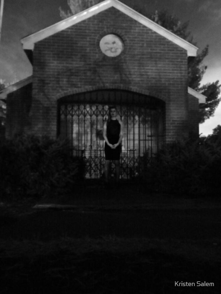 Graveyard Goth Ghost by Kristen Salem