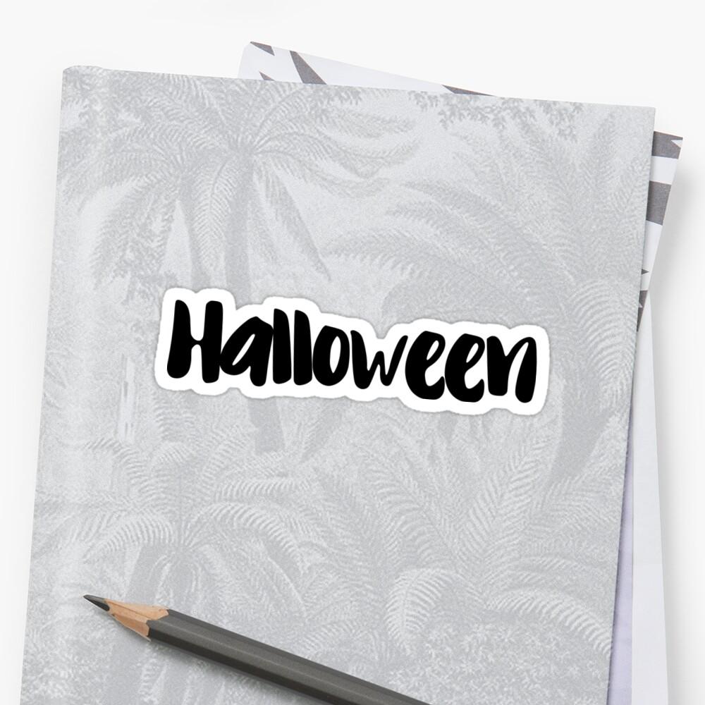 Halloween by FTML