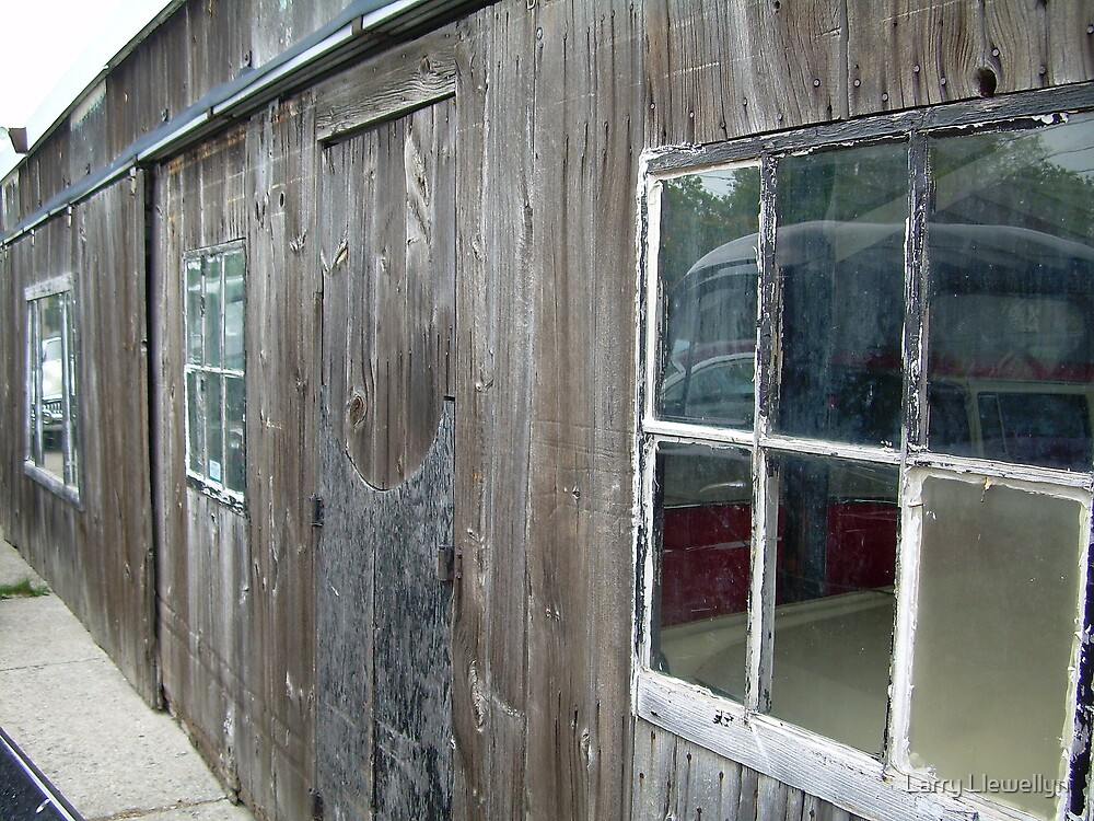 Doors and Windows in C O L O U R !!!! by Larry Llewellyn