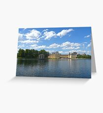 Palace of Fontainebleau (Chateau de Fontainebleau), France Greeting Card