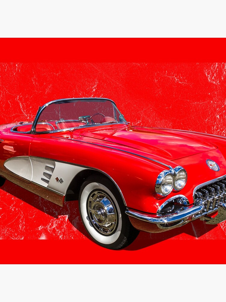 Red 59 by cars