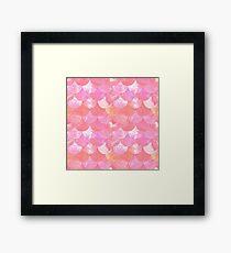 Rose scales Framed Print