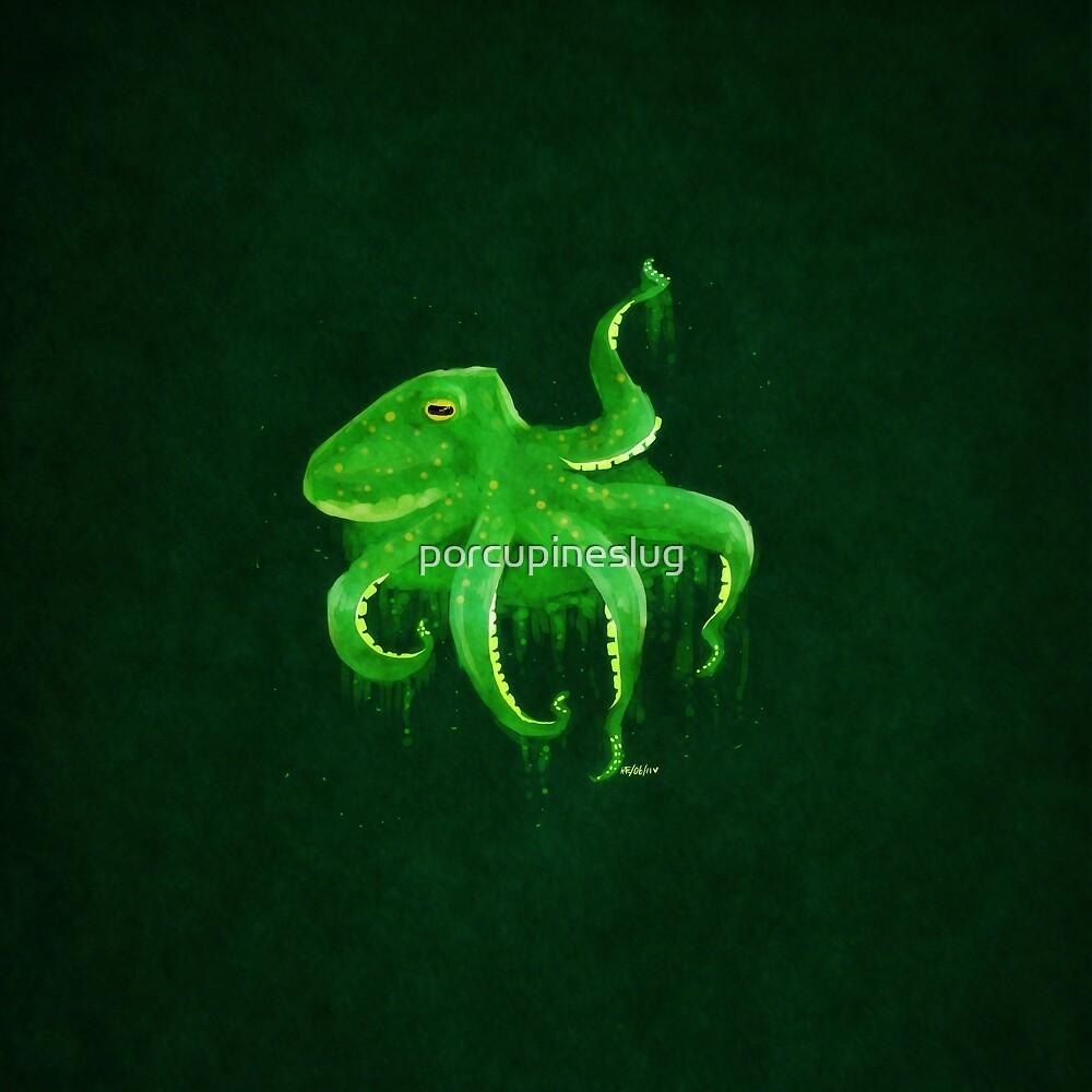 Octopus by porcupineslug