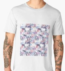 Marble bricks Men's Premium T-Shirt