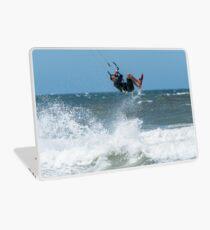 Kite Surfer Laptop Skin