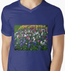A Riot of Colour - Tulips and Hyacinths T-Shirt