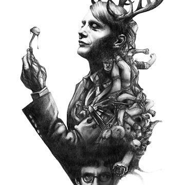 Hannibal by jorujam