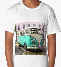 Split Screen VW Long T-Shirt