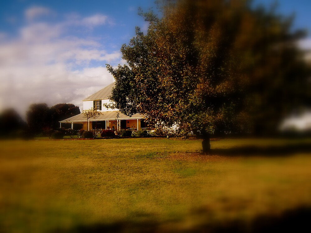 MAMRE HOUSE by the6tees