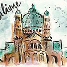 Basilique Brussels by yanak