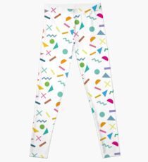 80s Shapes Leggings