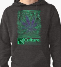 Cannabis Culture Pullover Hoodie