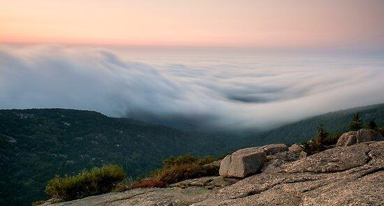Cadillac Mountain at sunrise by PhotoStock-Isra