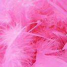 pink boa by rileyo