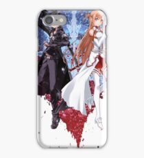 Sword Art Online (Kirito & Asuna) iPhone Case/Skin