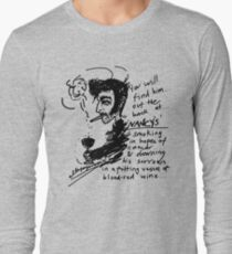 'Song Writer' Long Sleeve T-Shirt