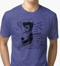 'Song Writer' Tri-blend T-Shirt