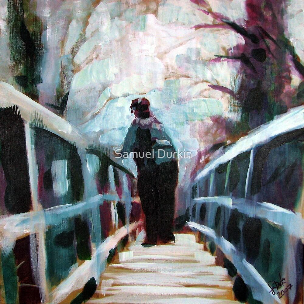 On the Bridge by Samuel Durkin