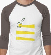 Lawn mower Men's Baseball ¾ T-Shirt