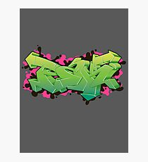 PAK graffiti  Photographic Print