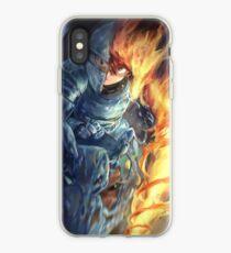 My Hero Academia (Todoroki Shouto) iPhone Case
