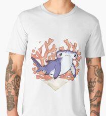 NIBBLE the Hammerhead Shark Men's Premium T-Shirt
