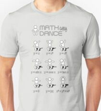 Math dance!... baby edition with shadows T-Shirt