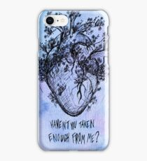 Won't You Go To Someone Else's Head iPhone Case/Skin