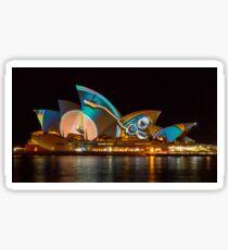 Vivid Sydney Festival Sticker