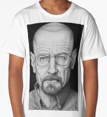 Walter White Long T-Shirt