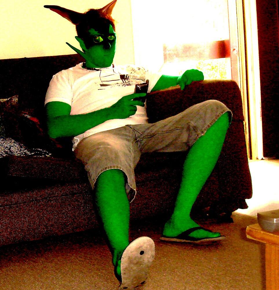 """Don't Make Me Angry"" - The Hulk by mina301292"