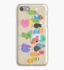 Dumb Ways to Die Family iPhone Case/Skin