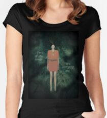 Never Let Me Go Women's Fitted Scoop T-Shirt