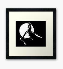 Underworld Pop Art Framed Print
