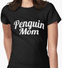 Penguin Mom Shirt - Gift Shirt For Mom T-Shirt