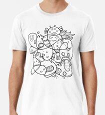 Doodle Men's Premium T-Shirt